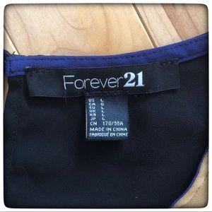 Forever 21 Tops - 🤩💗HP💗 Forever 21 Block Color Shirt
